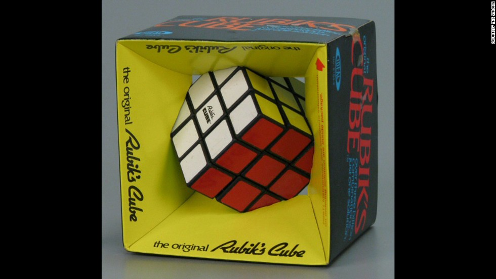 "The Rubik's Cube: Since its invention by Hungarian professor Erno Rubik in 1974, an estimated 350 million Rubik's Cubes have been sold and about one in seven people alive has played with the cube, <a href=""http://rubiks.com/history"" target=""_blank"">according to its website.</a>"