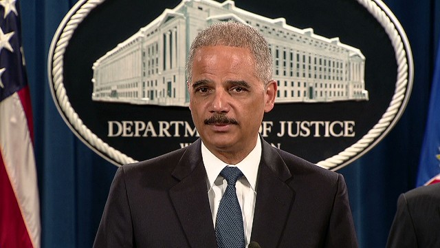 Eric Holder: Chinese military hacked us