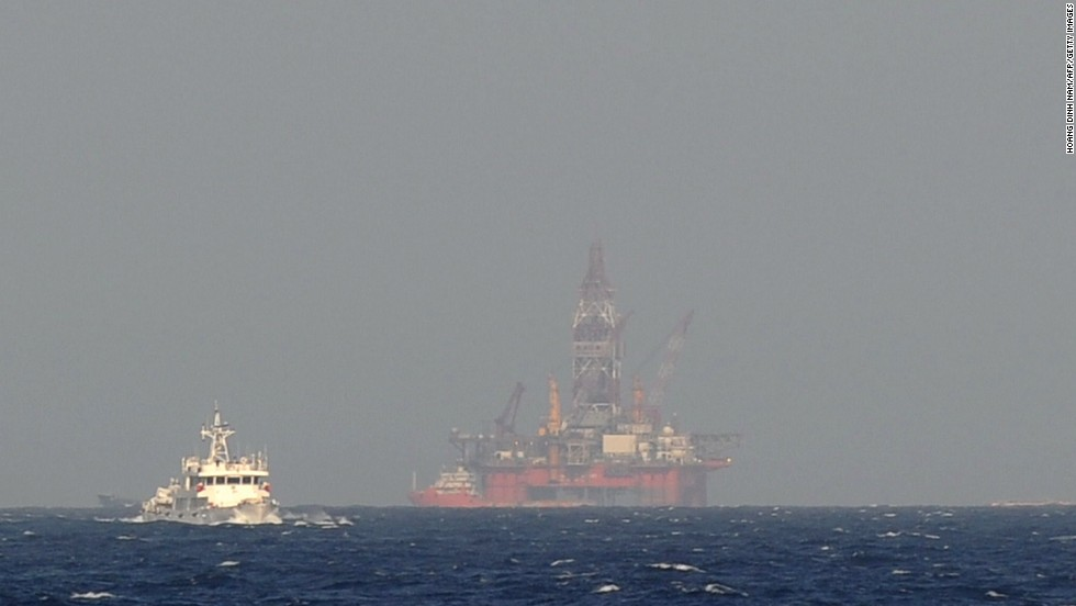 Image result for vietnam, oil rigs, photos
