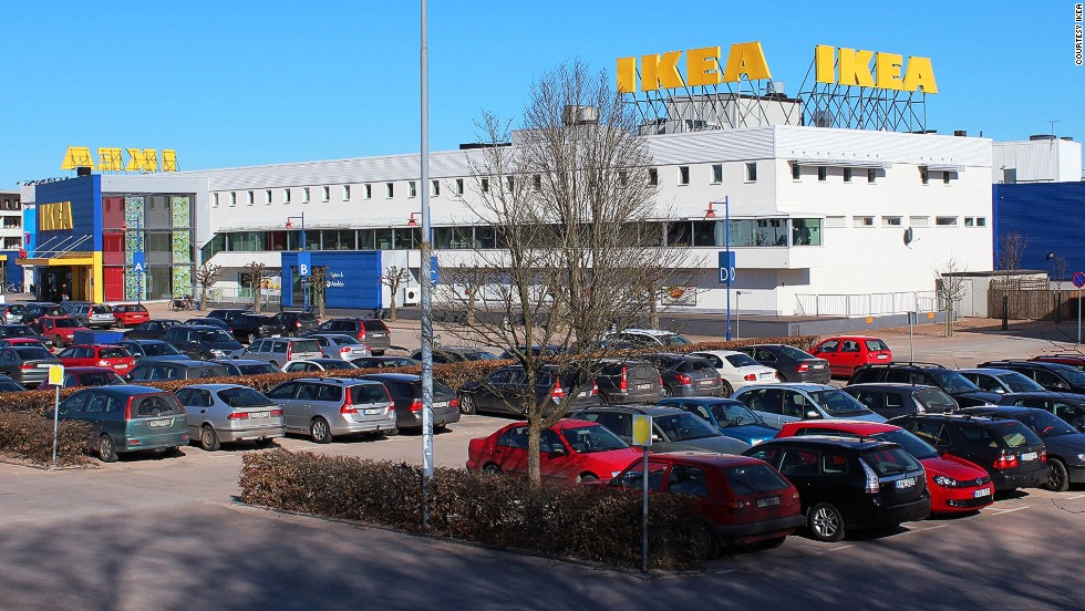 Ikea Museum Set For 2015 Delivery