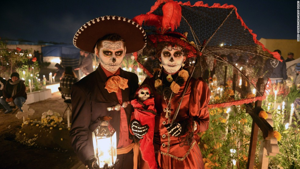 Lots of cultures do ancestor worship. But who else turns remembrance of the departed into a thrilling fiesta? Mexico welcomes home its dead on November 1, aka the Day of the Dead.