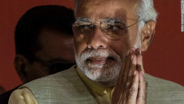 Will Modi be India's Putin?