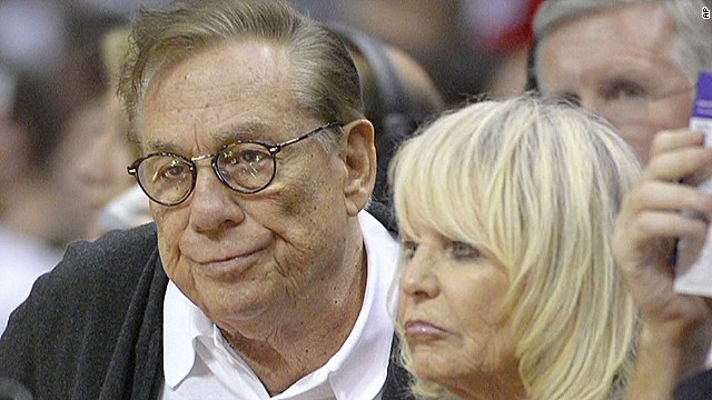 NBA takes steps to bounce Donald Sterling