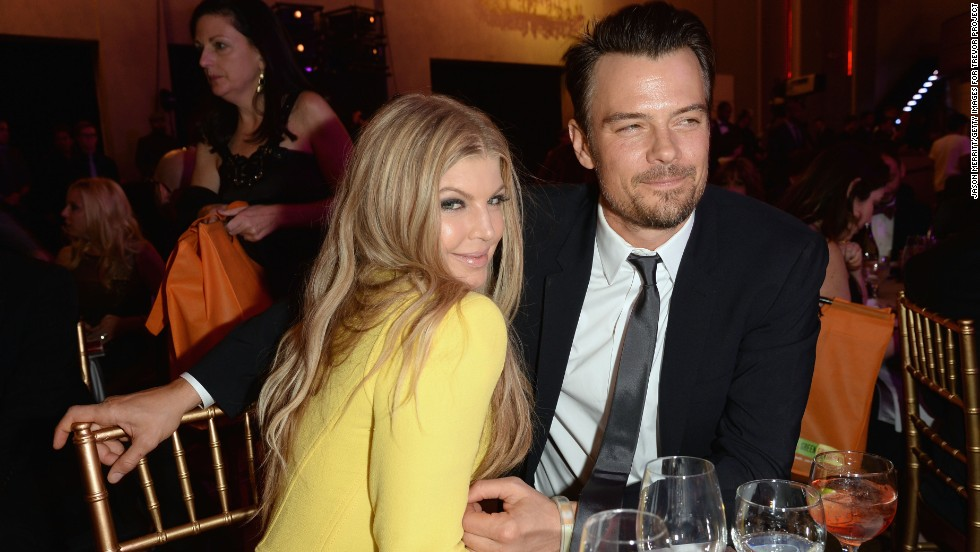 "Singer Fergie, best known for her success with the Black Eyed Peas, and actor Josh Duhamel have been married since 2009. During that same year, reports surfaced that Duhamel was allegedly involved in a fling with an Atlanta stripper. In 2012, <a href=""http://www.usmagazine.com/celebrity-news/news/fergie-opens-up-about-husband-josh-duhamels-affair-with-a-stripper-in-2009-20121810"" target=""_blank"">Fergie opened up to Oprah Winfrey</a> about the ordeal: ""When you go through difficult times, it really makes you stronger as a unit, as a partnership. It does for us, anyways. Our love today is a deeper love, definitely."""