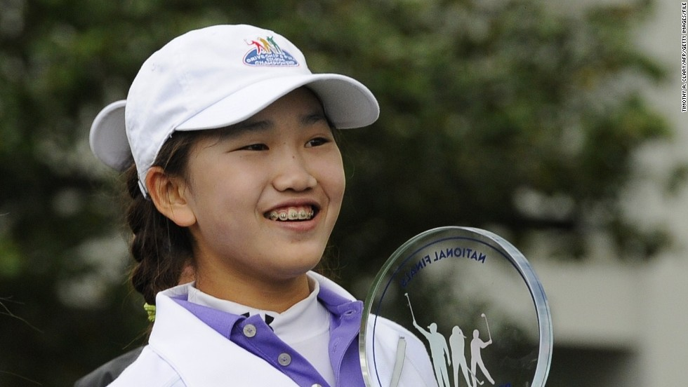 Lucy Li has become the youngest player to qualify for the U.S. Women's Open, aged just 11. She breaks the previous mark held by fellow American Lexi Thompson, who was 12 when she made the cut in 2007.