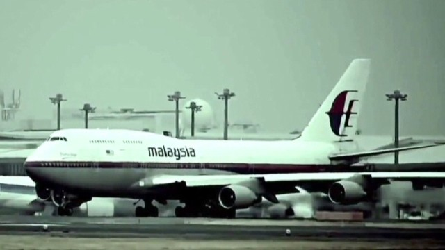 Is it too soon for an MH370 movie?