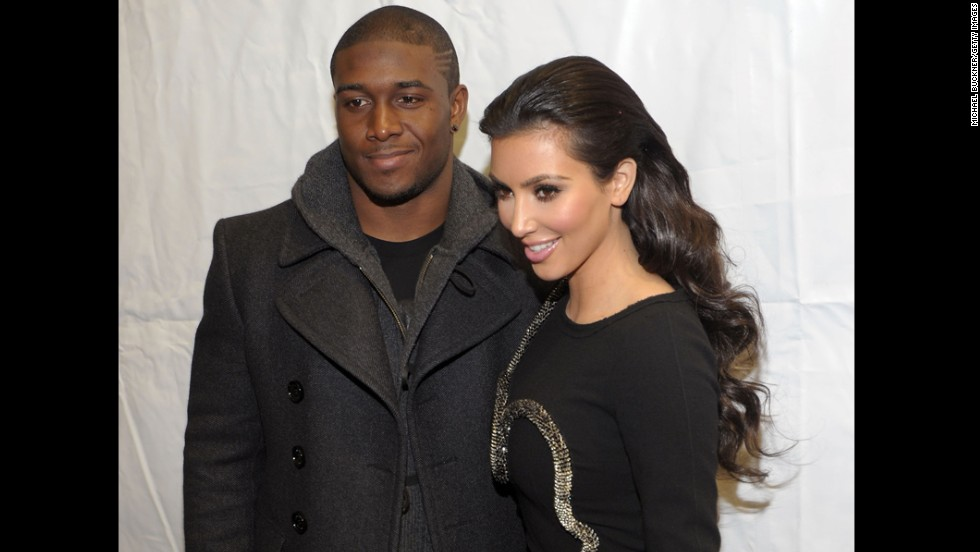 "... The infamous Reggie Bush, whom Kardashian dated from 2007 to 2010. Those also happened to be the years Kardashian's fame took off like a rocket after 2007 brought a sex tape release, an E! reality show and the cover of Playboy. The speculation is that <a href=""http://www.people.com/people/article/0,,20353935,00.html"" target=""_blank"">Kardashian's busy career and camera-friendly lifestyle</a> wasn't compatible with Bush."