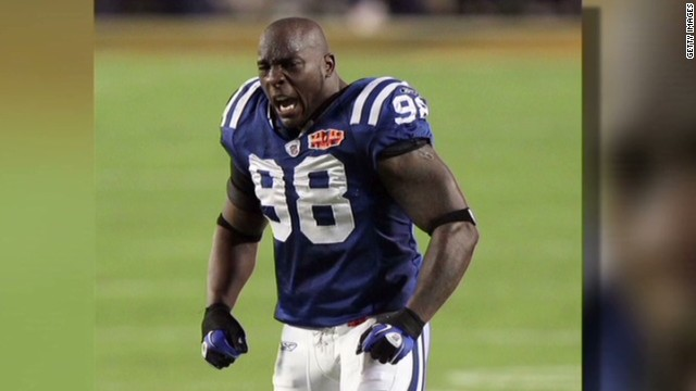 NFL player suspended over fertility drug