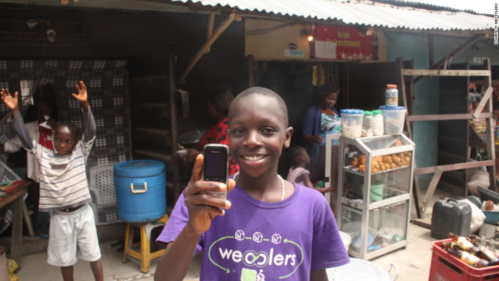 "Wecyclers currently employs 31 people, but Abiola is dreaming big: ""In 10 years I want Wecyclers to be the biggest recycling company in Nigeria,"" she says."