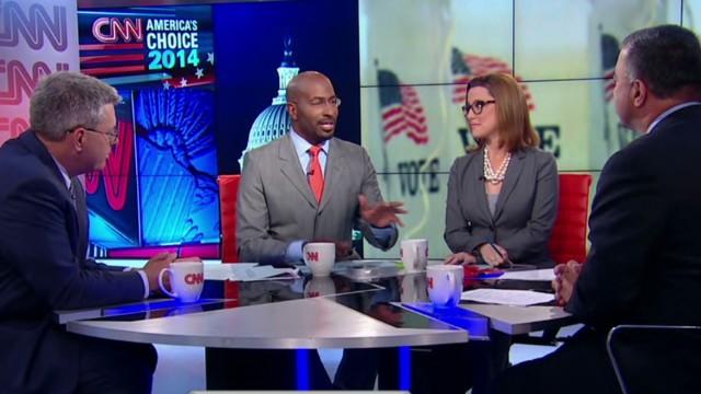Jones: The Tea Party has taken over GOP