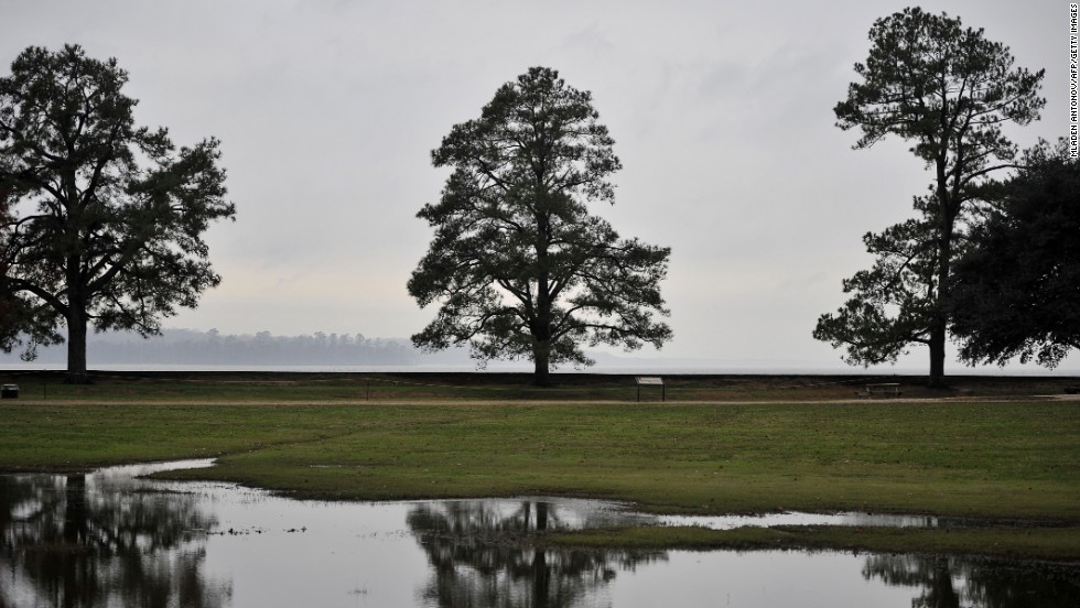 Virginia's Jamestown Island marks the first permanent English colony in the Americas, but increasingly powerful storms could submerge much of the landmark.