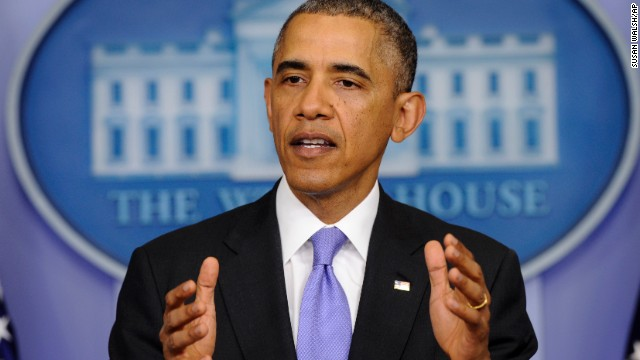 President Barack Obama held a press conference Wednesday to address the crisis at the Veterans Administration.
