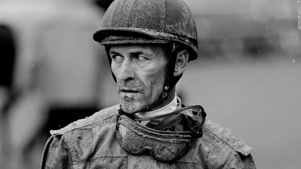 A mud-splattered Gary Stevens has relished the hard knocks entailed of once more being a front-line jockey.