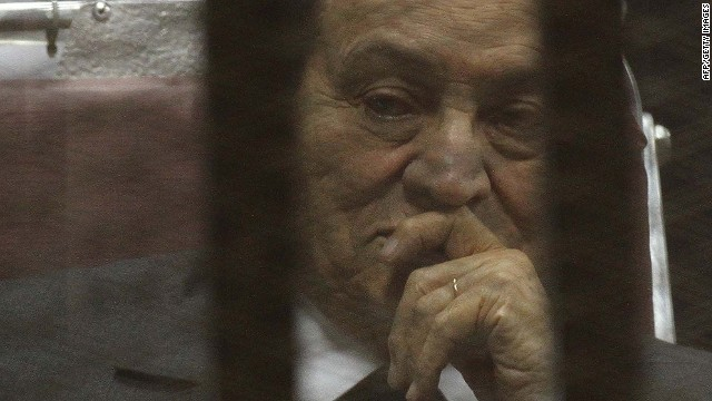 Author: Mubarak sentence too lenient