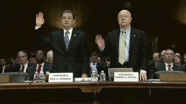 Will Shinseki get axed?