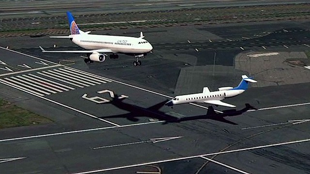 FAA stats reveal midair collision risks