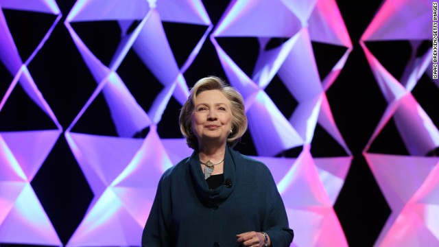 Hillary Clinton is seen by many as a likely Democratic candidate for president in 2016.