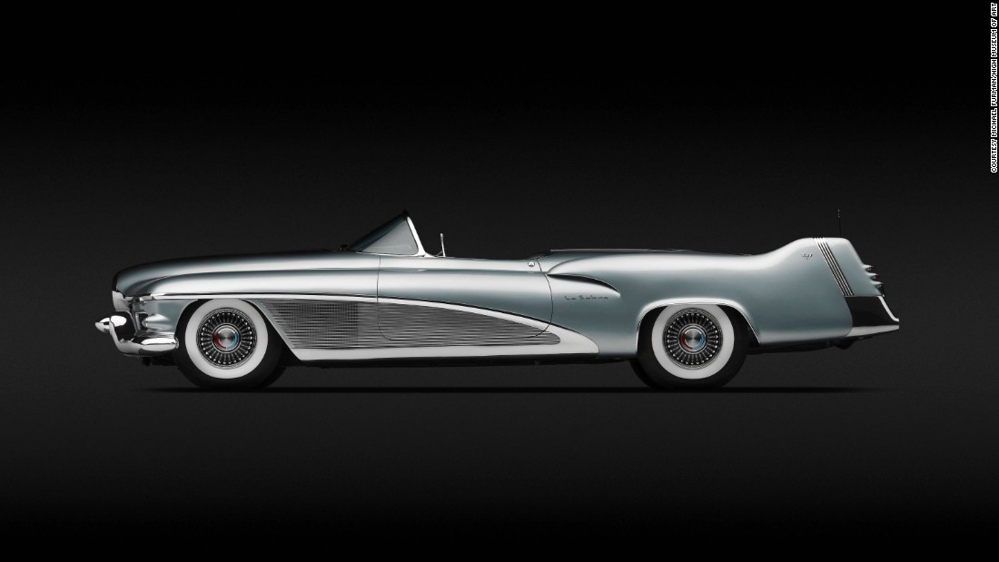 "In 1938, former General Motors designer Harley Earl invented the ""concept car,"" a prototype automobile that stretched the boundaries of engineering and imagination. This 1951 GM LeSabre XP-8 and other concept cars weren't mass produced. They were used as marketing tools to generate buzz and boost sales. Click through the gallery for more of Earl's amazing concepts."