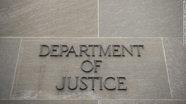 The Justice Department's policy will apply to the FBI, ATF, DEA and U.S. Marshals Service.