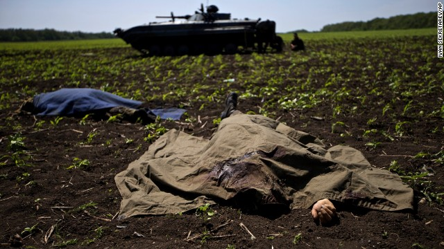 Deadliest day for Ukrainian troops