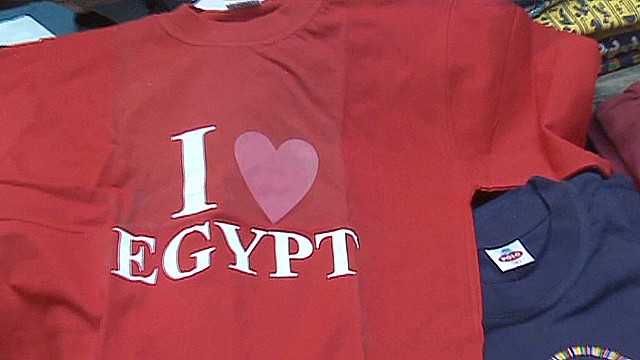 Egypt's 'We Miss You' tourism campaign