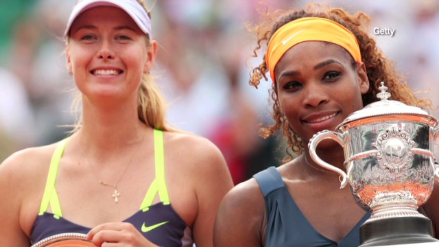 Serena defends French Open title