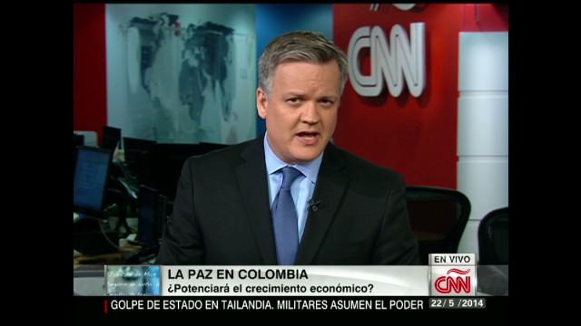 exp xavier cnn dinero Paz en Colombia: ¿se verán beneficios económicos?_00002001.jpg