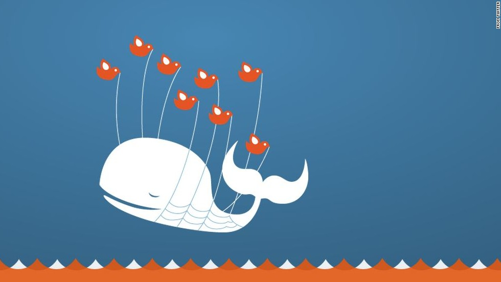 "Australian artist Yiying Lu created the iconic image that would become known as the ""Fail Whale"" on Twitter. The illustration, which she called  ""Lifting a Dreamer,"" started as a doodle she sent to friends, and the original ""dreamer"" was an elephant. She changed it to a whale when she moved to New South Wales."