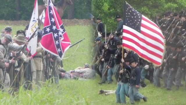 Fallen Civil War soldiers remembered