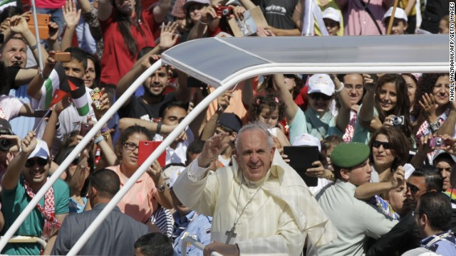 Pope Francis says no to legal pot