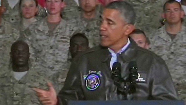 Obama: 'Al Qaeda is on its heels'