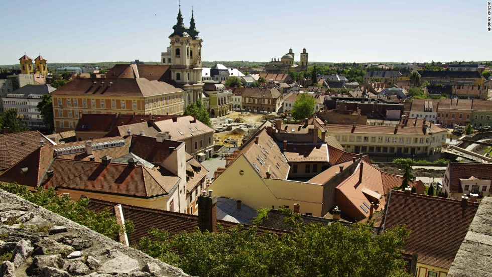 Exploring The Stunning Town Of Eger And Not Drinking Its Wine