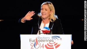 Le Pen loses EU immunity