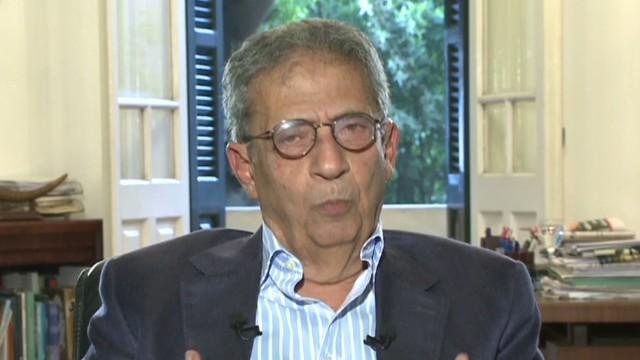 intv amanpour egypt al jazeera amr moussa journalists_00012417.jpg