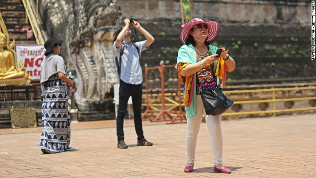 How to win the Chinese tourists