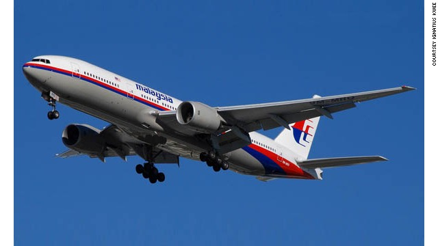 Exclusive: MH370 satellite data released