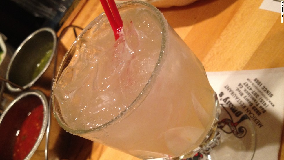 Tommy's Margarita - Tommy's Mexican Restaurant: San Francisco, California