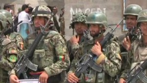 9,800 troops to stay in Afghanistan in 2015