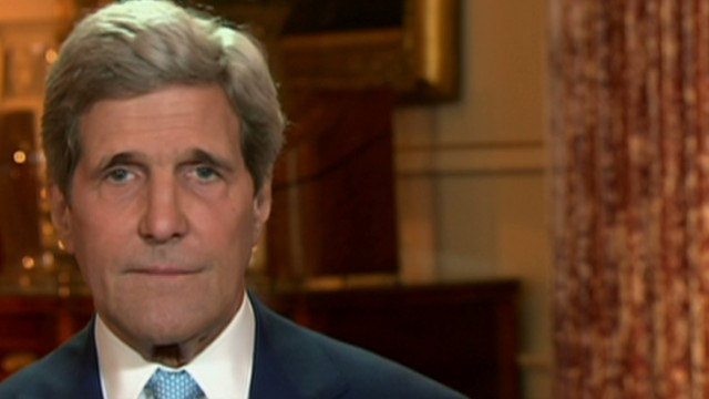 Sec. Kerry defends Afghanistan policy
