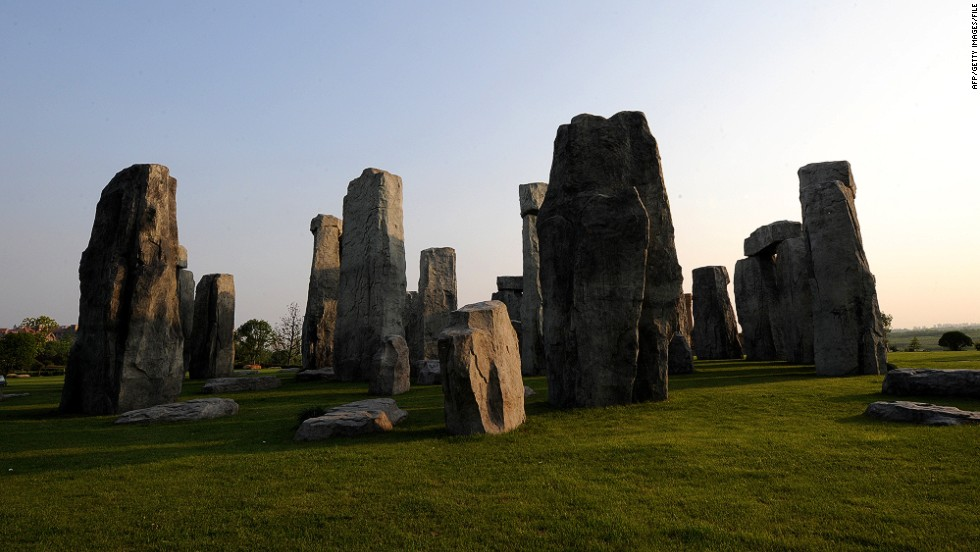 "With home-buyers looking for unique designs that reflected their new-found wealth and status, standout projects became a necessity for developers.<br /><br />According to Gary Hack, monuments like this replica of the Stonehenge at a housing project in the city of Hefei are an attempt to do just that.<br /><br />""You have to understand that millions of new housing units are being built each year, and each is trying to attract buyers,"" he said. ""(These designs) are a requisite of the new commercial culture that seeks to brand developments as a marketing strategy.""<br /><br />""You only look at their advertising to know that they are selling a distinct lifestyle."""