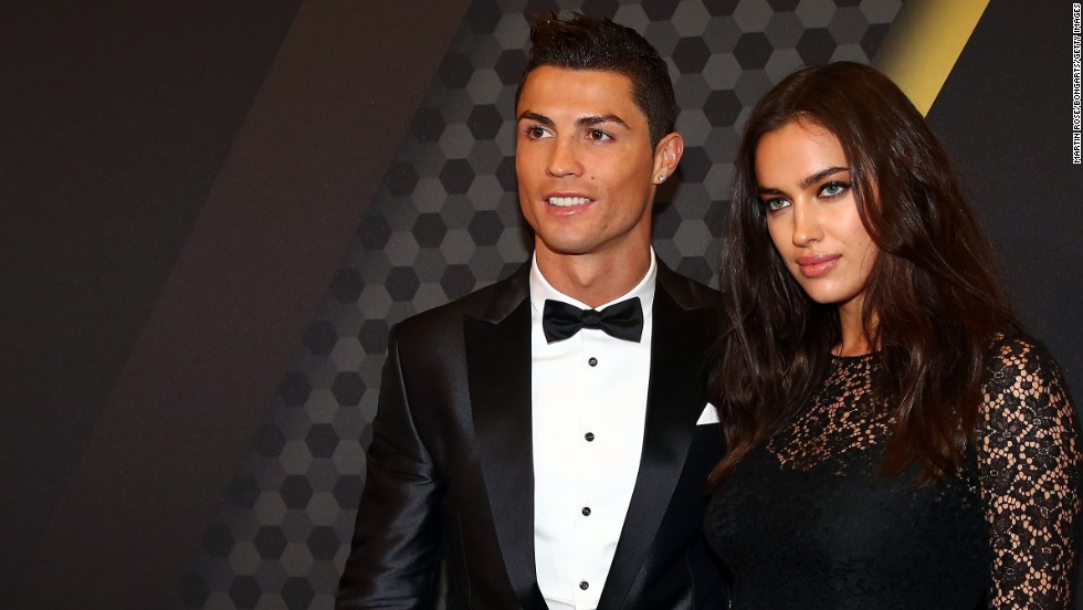 "Portugal player Cristiano Ronaldo might be the <a href=""http://www.forbes.com/profile/cristiano-ronaldo/"" target=""_blank"">most valuable </a>football player on the planet, worth $80 million, but Russian supermodel girlfriend Irina Shayk is no shrinking violet. The couple recently posed in a racy photoshoot for Spanish Vogue by fashion photographer Mario Testino."