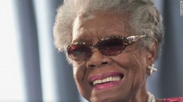 The words Maya Angelou left behind
