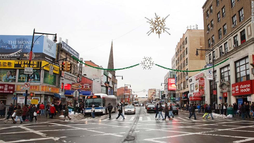"""It might lack the glamour of Manhattan, but it's still one of the most diverse places on the globe. """"Queens is definitely overlooked ... I'm glad that it's not nearly as visited ... as Manhattan or Brooklyn. I'd like it to stay as is,"""" says CNN commenter BuildingMyBento."""