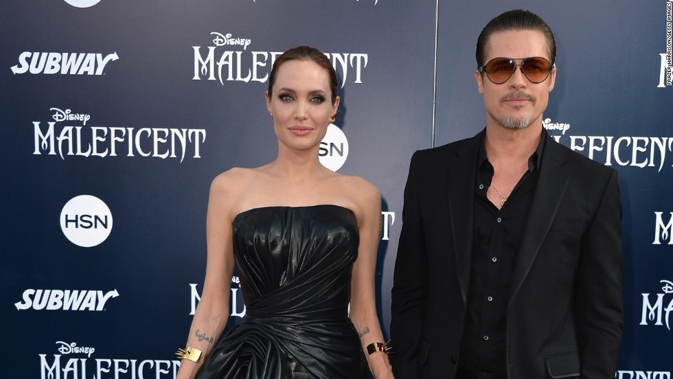 "Angelina Jolie and Brad Pitt kept it small and intimate <a href=""http://www.cnn.com/2014/08/28/showbiz/celebrity-news-gossip/brad-pitt-angelina-jolie-married/"">when they married in August.</a> They share bits and pieces about their family life, but not much."