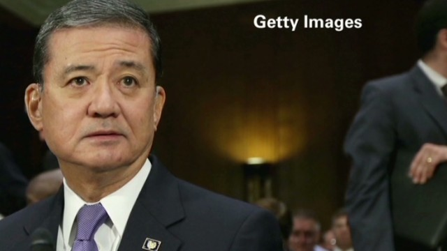 Is firing Secy. Shinseki the answer?