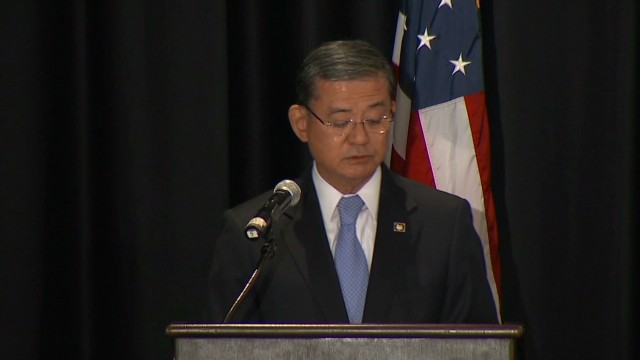 Shinseki: 'Total lack of integrity'