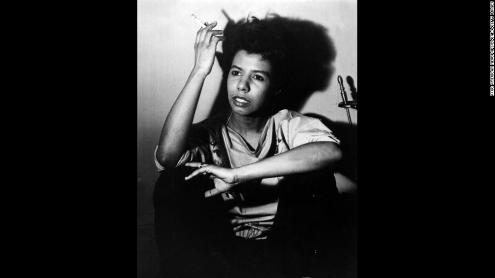"Playwright and civil rights activist Lorraine Hansberry wrote the classic tale of African-American striving ""A Raisin in the Sun"" before she turned 30. The play would earn her a prestigious New York Critics' Circle award in 1958 and be staged continually over the years. After enjoying early success, Hansberry died at age 34 of pancreatic cancer."