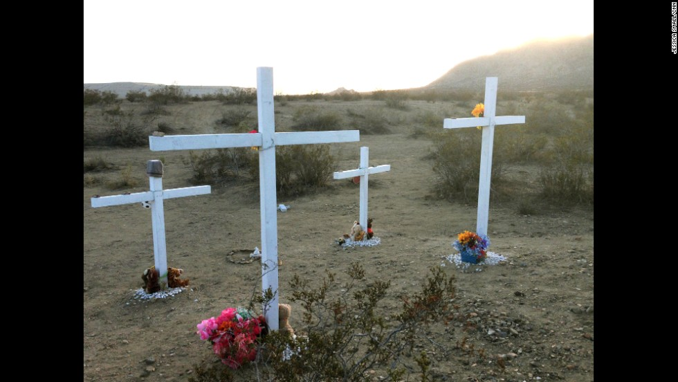 In November 2013, the McStays were found slain in the Mojave Desert -- their bodies buried in shallow graves. From the beginning, the case has baffled investigators, but they aren't giving up.