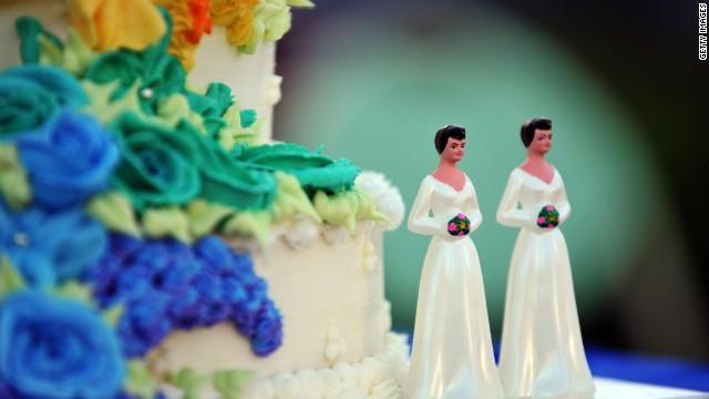 A brief history of gay marriage