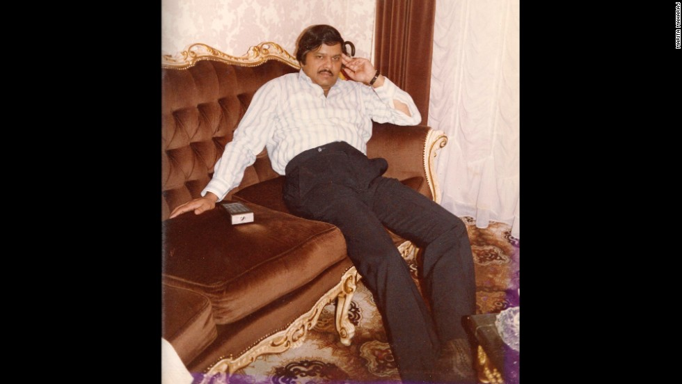 Starting with nothing, Maharaj built a successful food importing business in Britain. He mingled with royalty and owned 100 race horses. By the 1980s he  had moved to Miami.